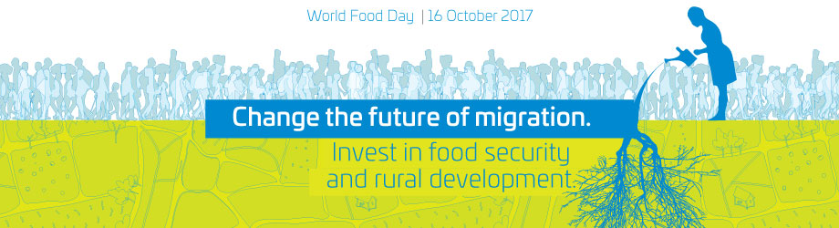 WORLD FOOD DAY 2017