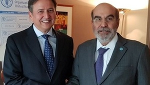 CIHEAM and FAO discuss on South-South cooperation