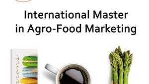 "Incentive 33"" launched for International Agro-Food Marketing Master to celebrate 33 years"