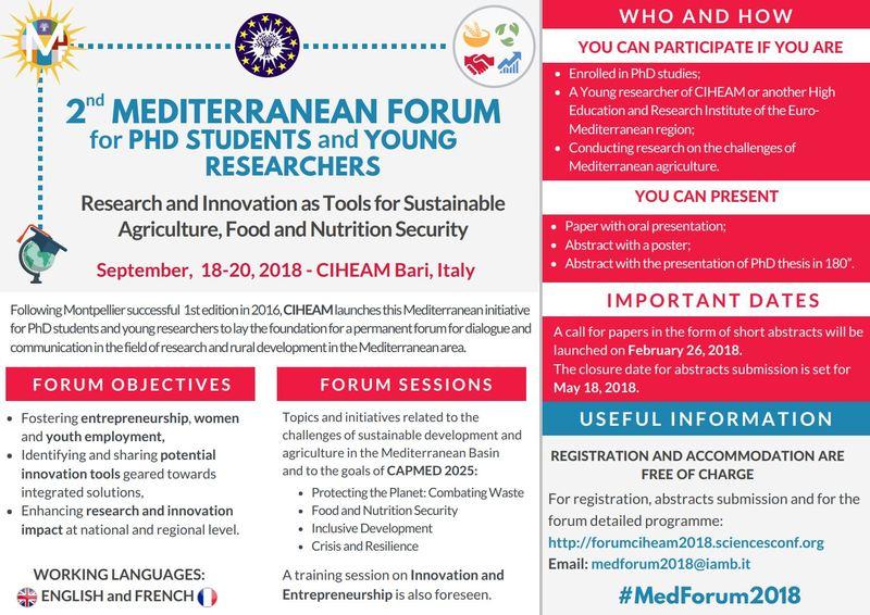 CIHEAM - Event details
