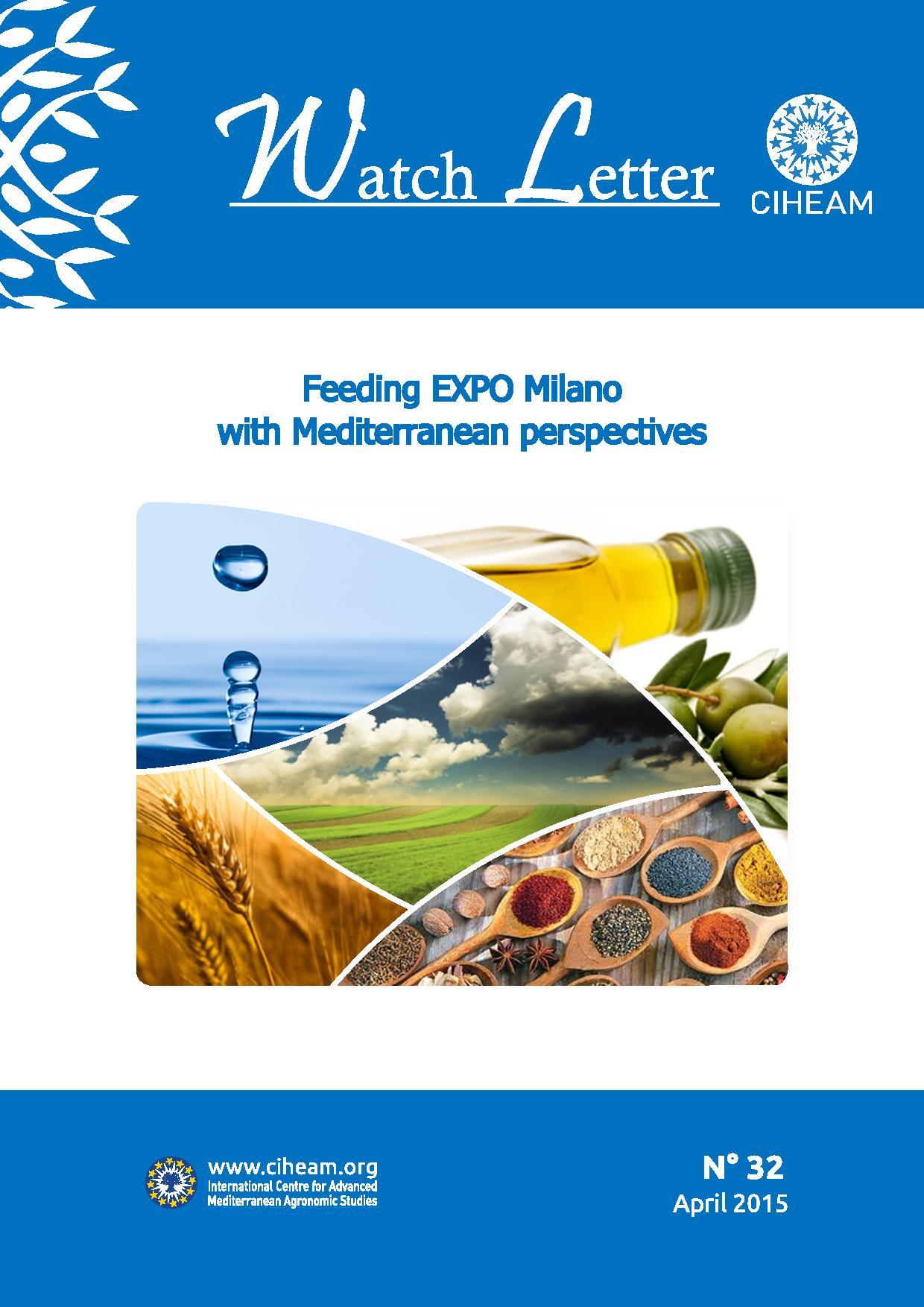 WL 32 Feeding Expo Milano with Mediterranean perspectives