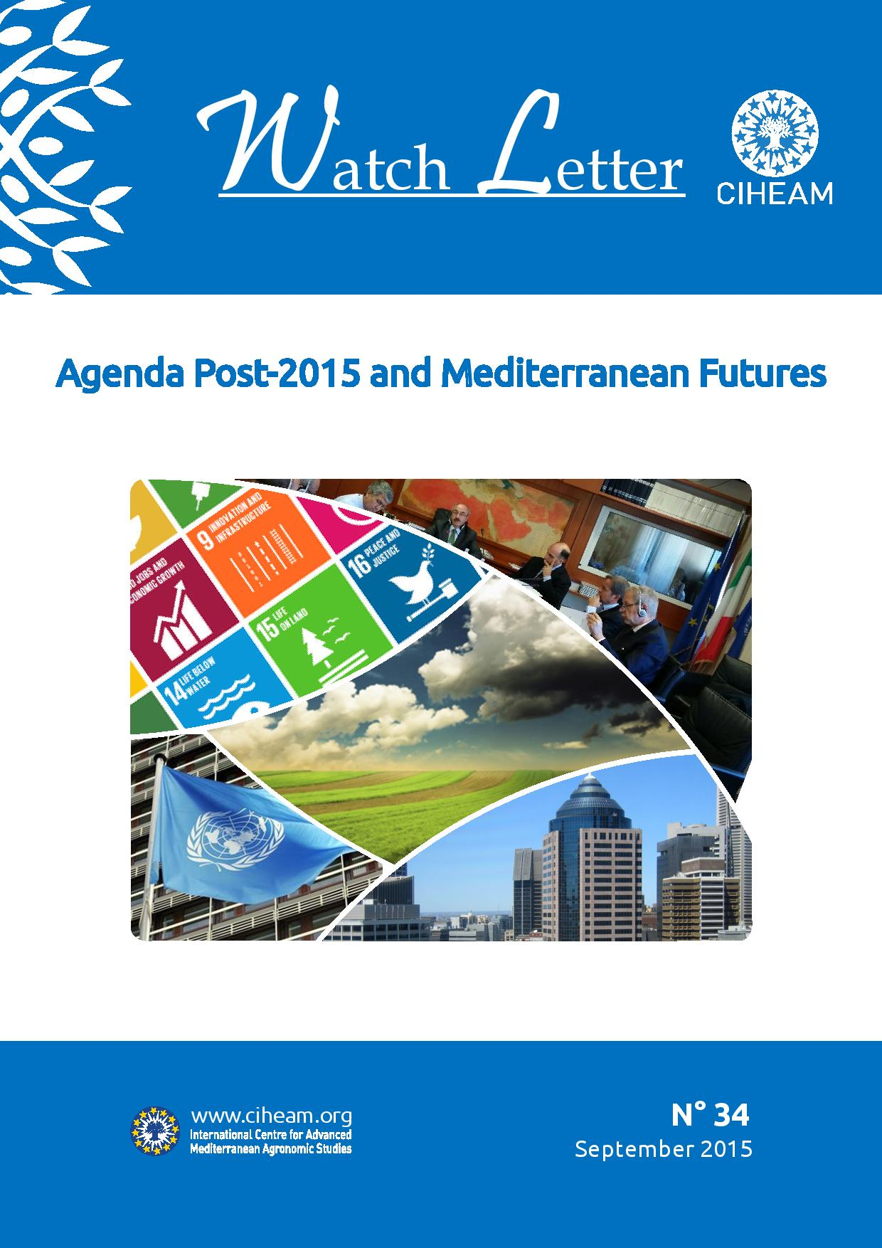 WL 34 THE POST-2015 AND MEDITERRANEAN FUTURES