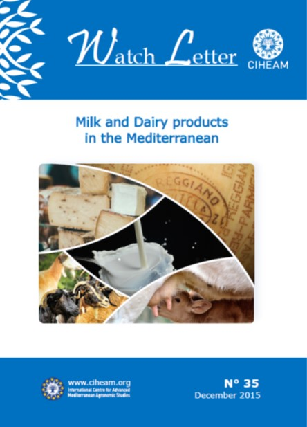 WL 35 Milk and Dairy products in the Mediterranean