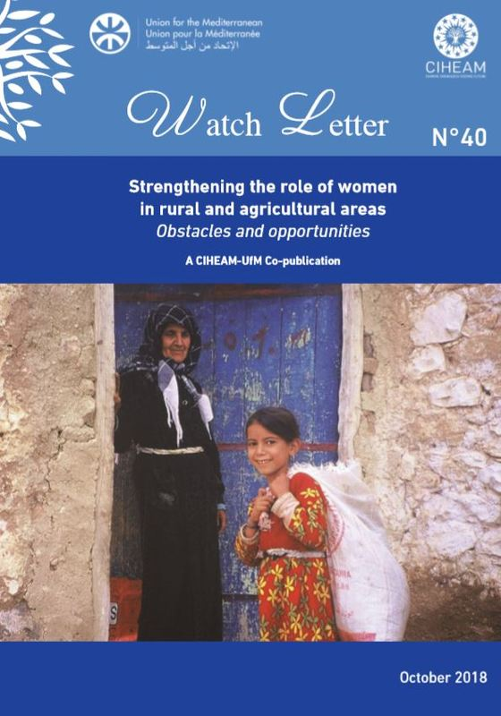 Strengthening the Role of Women in Rural and Agricultural Areas – Obstacles and Opportunities
