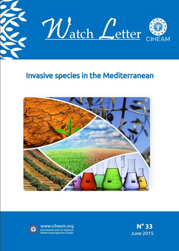 Invasive species in the Mediterranean