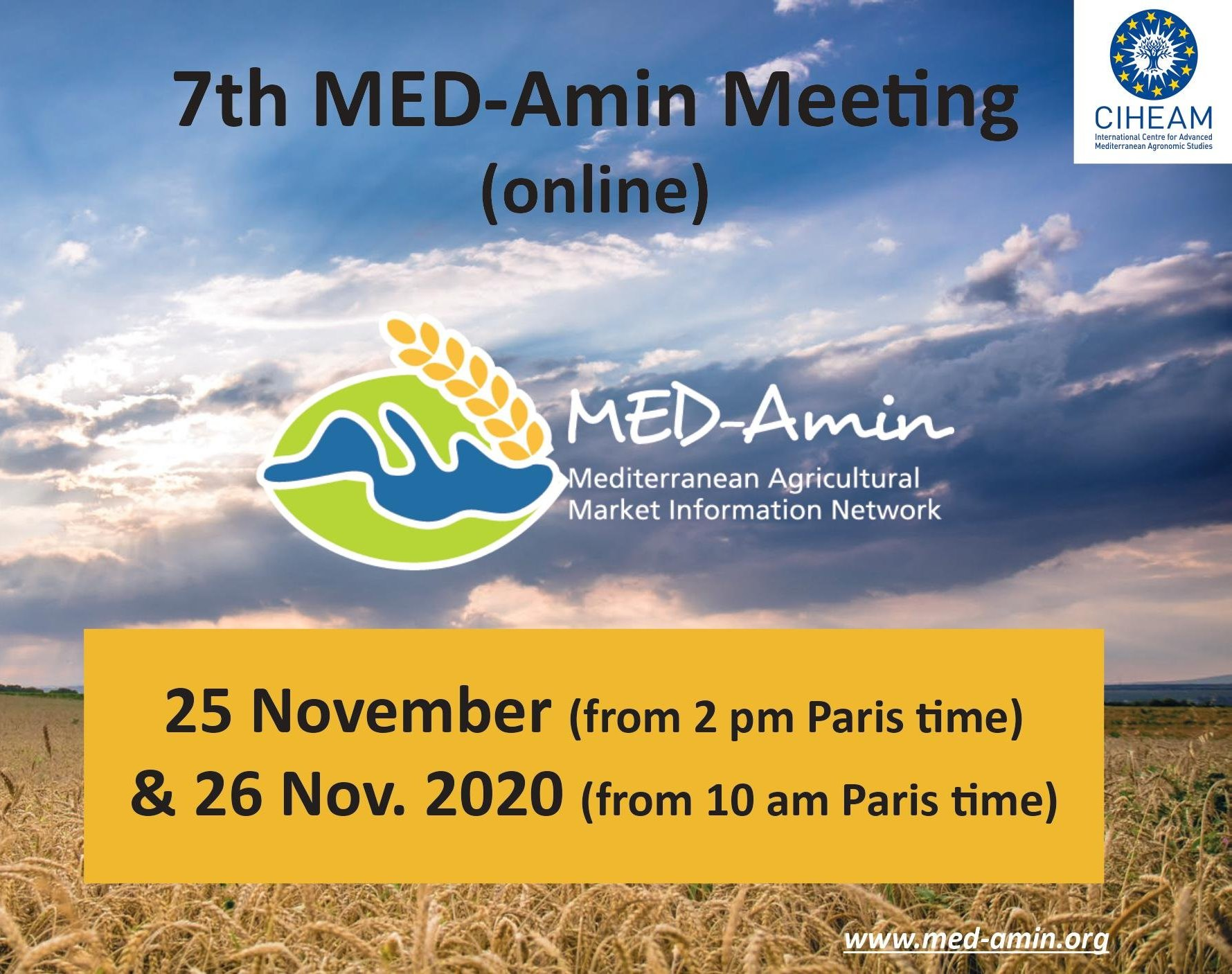MED-Amin Network Gives voice to experts!