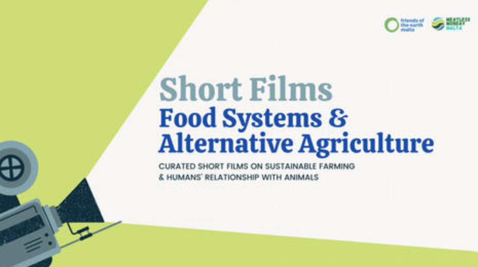 Malta : Short films – Food Systems & Alternative Agriculture